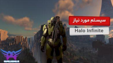 عکس از سیستم مورد نیاز بازی Halo Infinite + تصاویر گیمپلی بازی