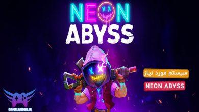 عکس از سیستم مورد نیاز بازی Neon Abyss