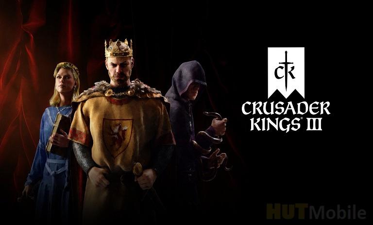 عکس از آموزش رفع مشکل سیاه شدن و زوم نشدن مپ Crusader Kings III