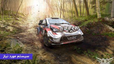 عکس از سیستم مورد نیاز بازی WRC 9 + تاریخ عرضه