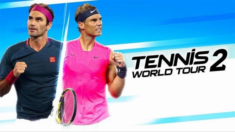 عکس از سیستم مورد نیاز Tennis World Tour 2