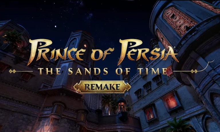 نسخه بازسازی بازی شاهزاده ایرانی
