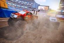 عکس از سیستم مورد نیاز Monster Truck Championship