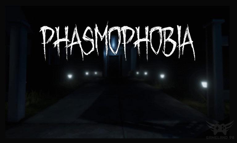 عکس از سیستم مورد نیاز Phasmophobia