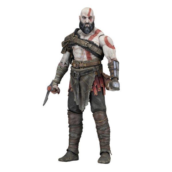 اکشن فیگور مدل Kratos