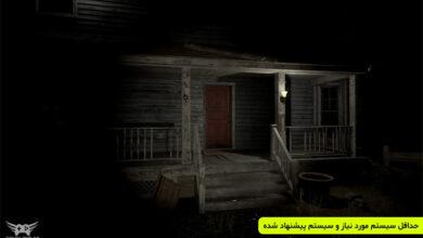عکس از مشخصات و سیستم مورد نیاز بازی DEVOUR