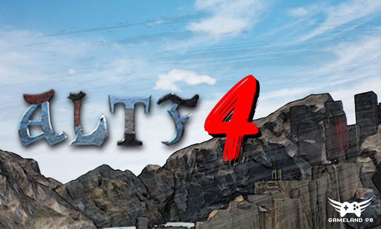 سیستم مورد نیاز بازی ALTF4