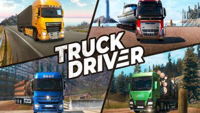 دانلود بازی Truck Driver برای کامپیوتر