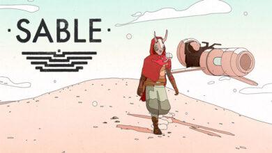 دانلود بازی sable برای کامپیوتر